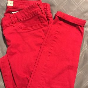 Hollister skinny Pants
